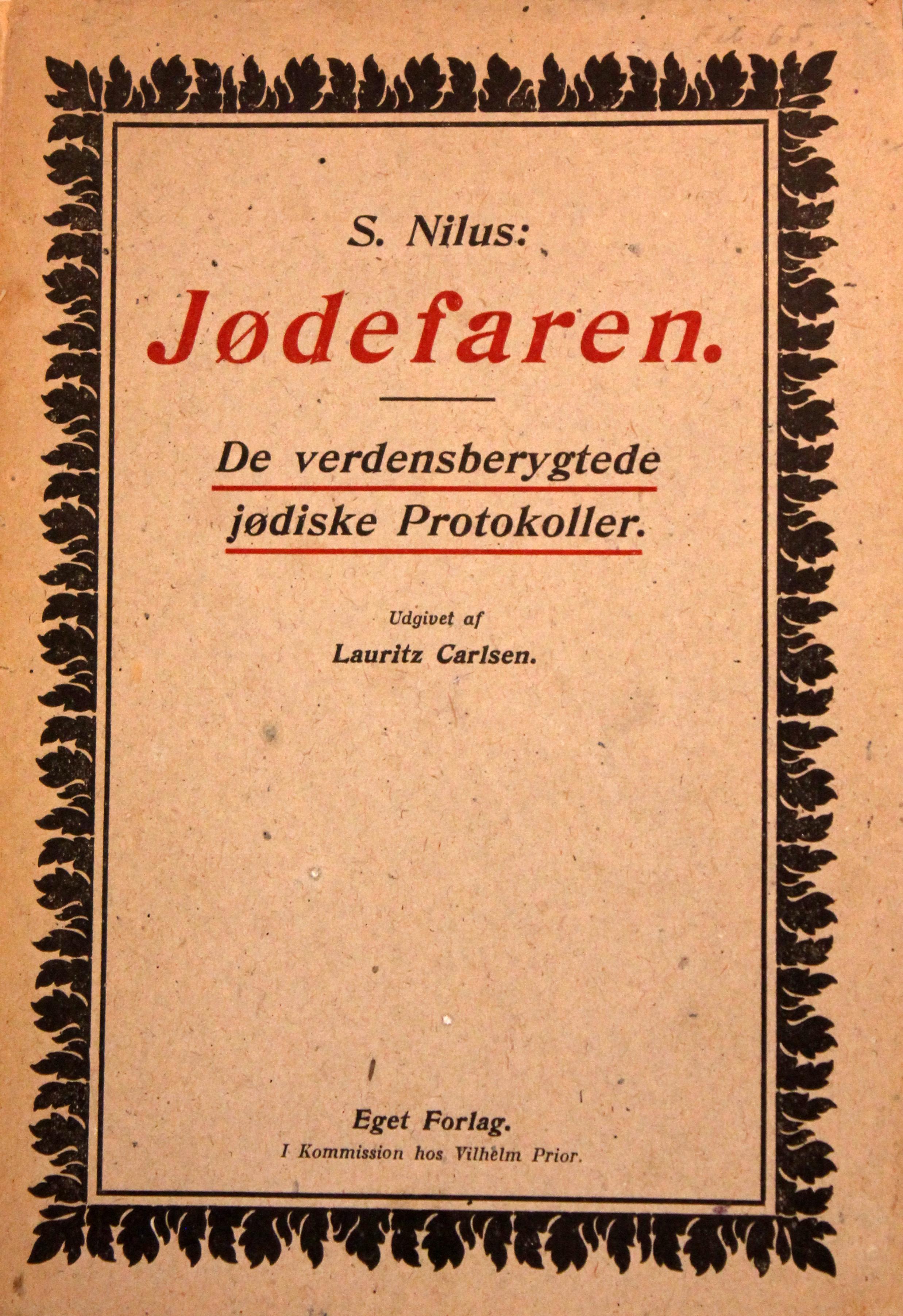 Produkt, der går tilbage til slutningen af 1800-tallet